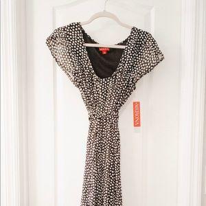 Merona Polkadot Dress